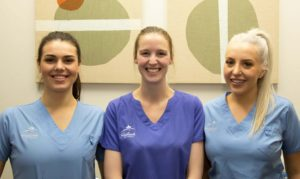 Michelle, Caitlin & Amber - Dental Assistants & Hygienists | Highlands Dental